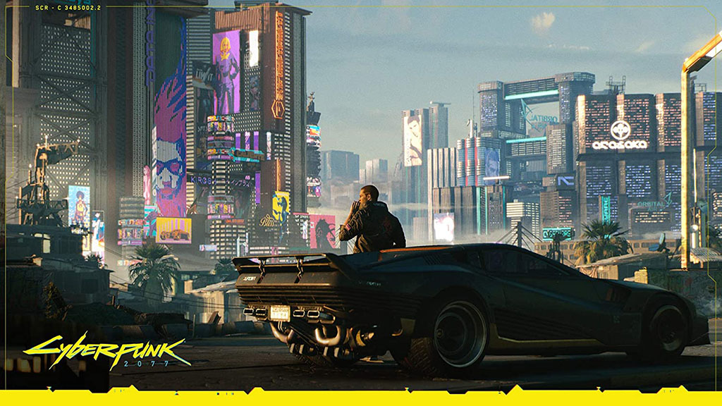 cyberpunk 2077 PC game