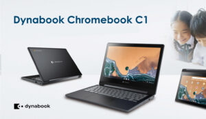 sharp dynabook chromebook c1