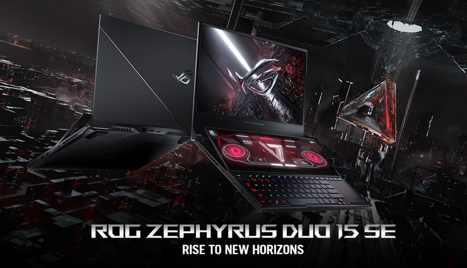 asus rog zephyrus duo se 15 listed on amazon