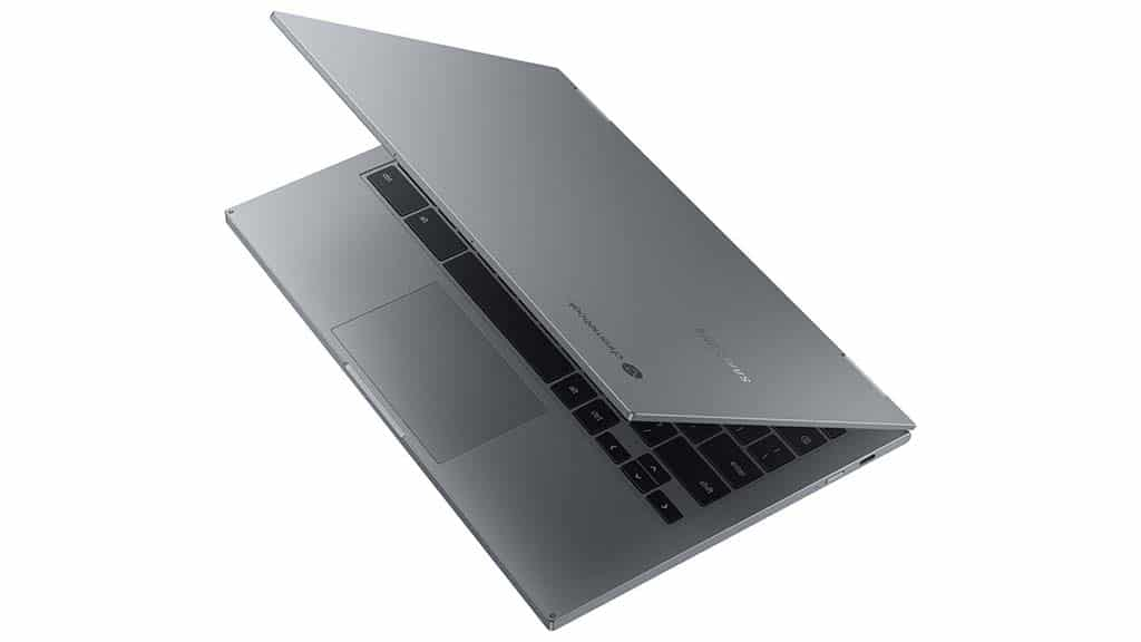 samsung galaxy chromebook 2 gray