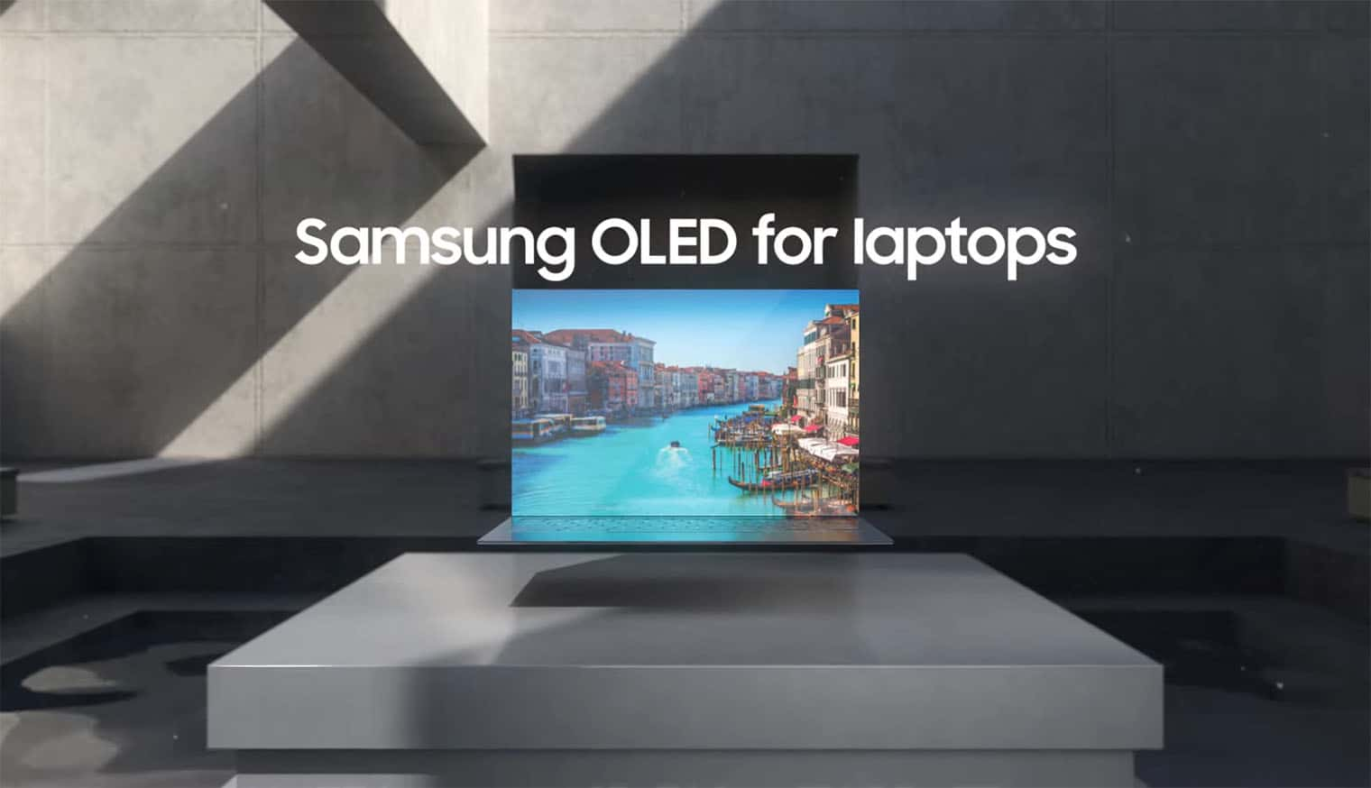 samsung oled for laptops