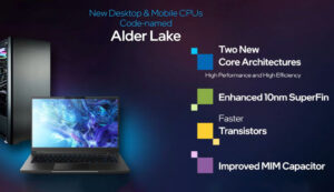 Intel Alder Lake mobile leaked