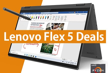 lenovo flex 5 deals
