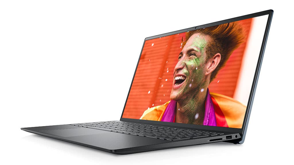 dell inspiron 15 5515 side view