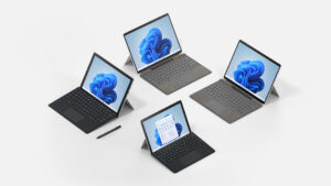 microsoft event 2021 surface family