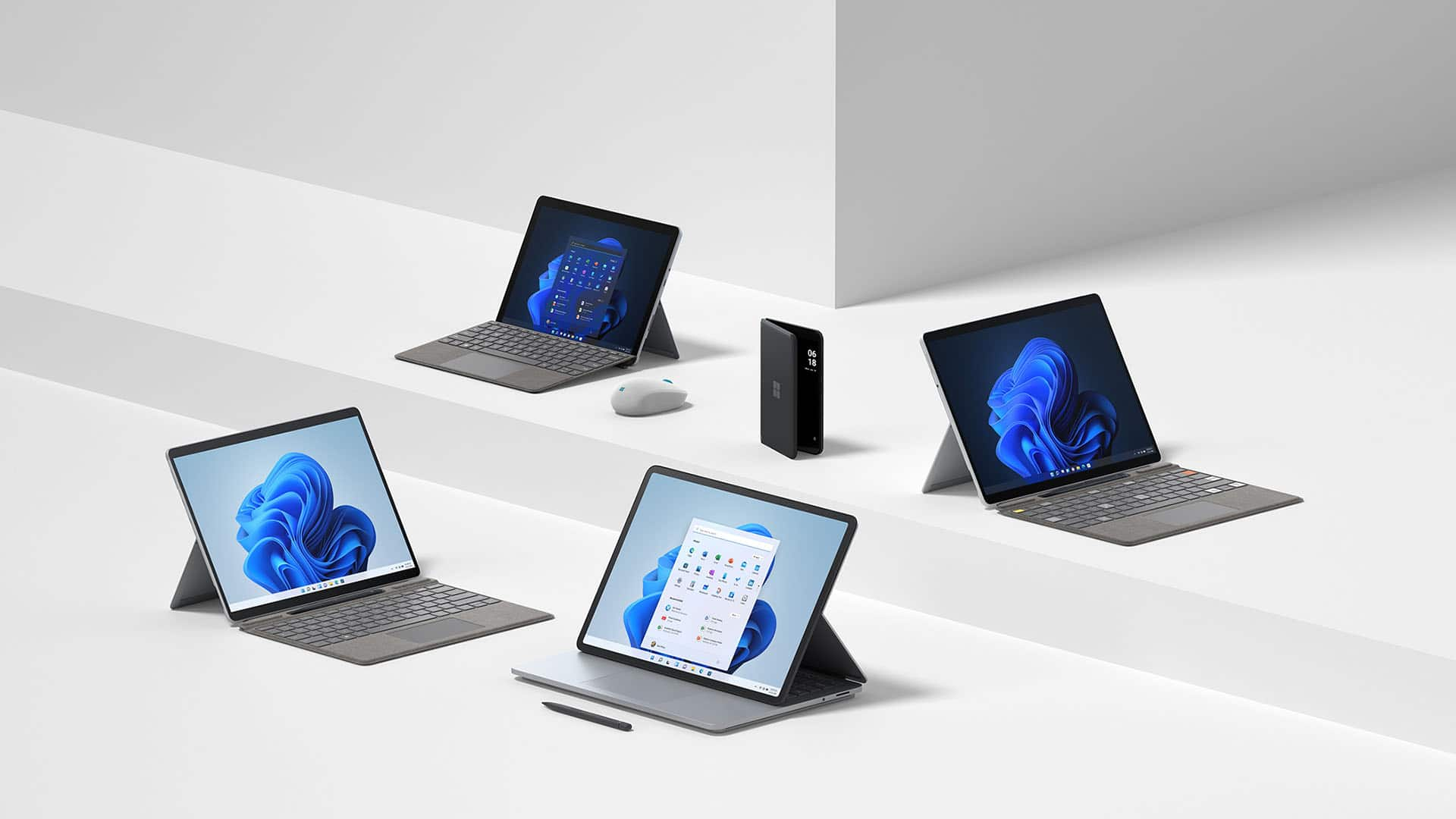 microsoft sep event 2021 surface family
