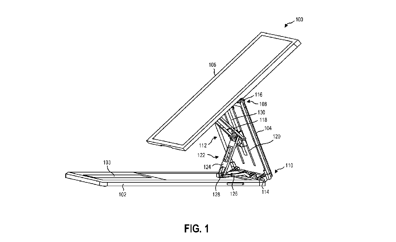 surface book 4 patent